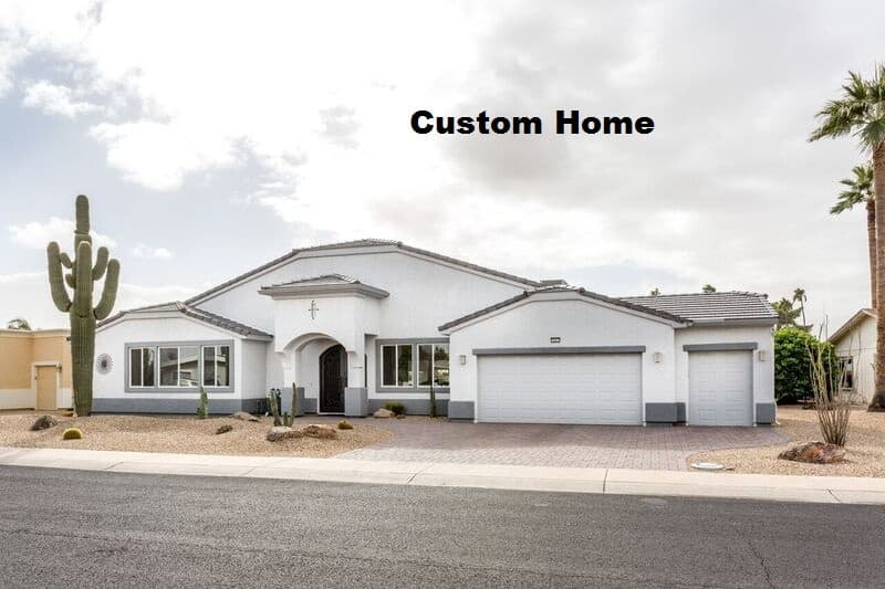 Building a Custom Home