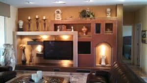Additional Media and Entertainment Center